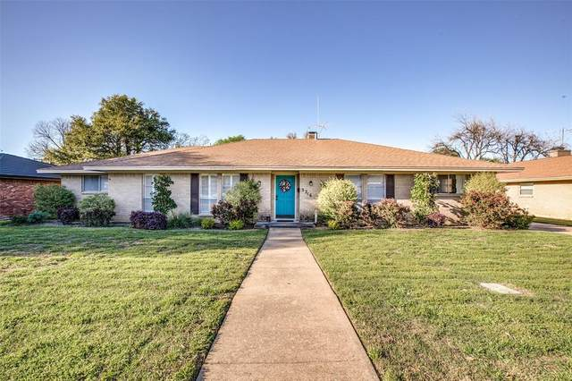 3716 Fenton Avenue, Fort Worth, TX 76133 (MLS #14311115) :: Real Estate By Design