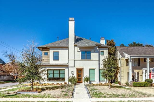 4338 Glenwick Lane, University Park, TX 75205 (MLS #14311118) :: Robbins Real Estate Group