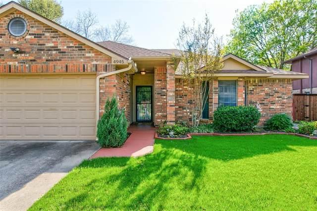 4945 Oak Hollow Drive, Grand Prairie, TX 75052 (MLS #14311125) :: RE/MAX Pinnacle Group REALTORS