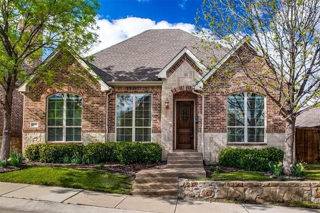 2605 Lady Viviane Lane, Lewisville, TX 75056 (MLS #14311126) :: Hargrove Realty Group