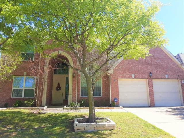 1001 Royal Oaks Drive, Mckinney, TX 75072 (MLS #14311130) :: The Kimberly Davis Group