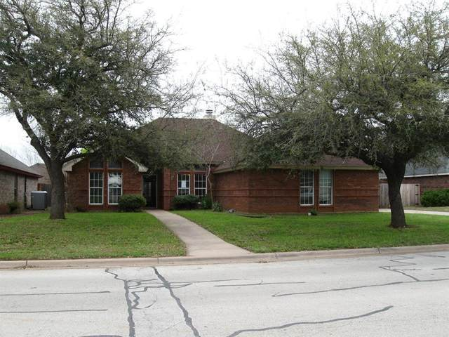 4525 Ridgway Road, Abilene, TX 79606 (MLS #14311131) :: All Cities USA Realty