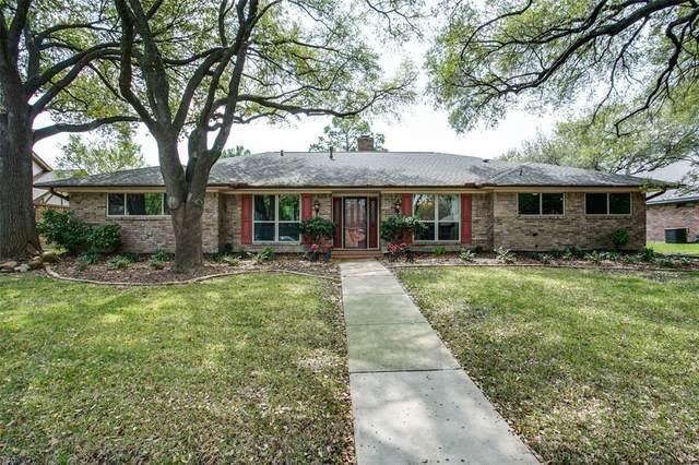 2508 Evans Drive, Plano, TX 75075 (MLS #14311135) :: The Mauelshagen Group