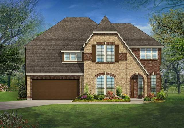 737 Copperleaf Drive, Midlothian, TX 76065 (MLS #14311138) :: All Cities USA Realty