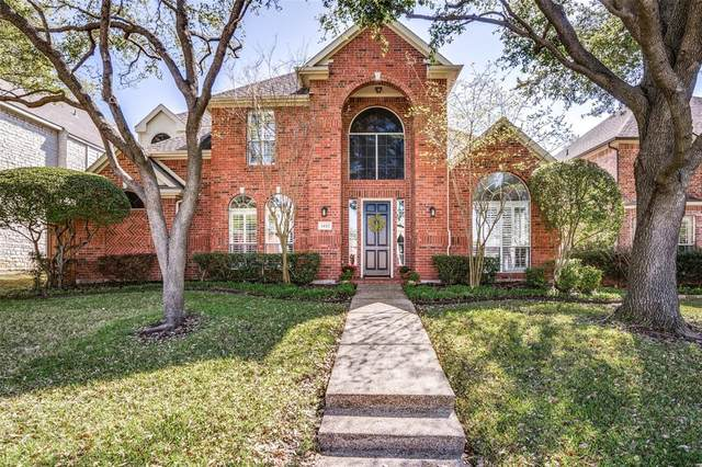 3412 Westway Court, Plano, TX 75093 (MLS #14311144) :: Hargrove Realty Group
