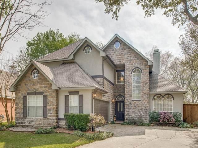 1423 Abilene Court, Allen, TX 75013 (MLS #14311147) :: Frankie Arthur Real Estate