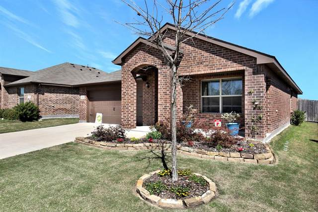 620 Creekview Drive, Azle, TX 76020 (MLS #14311148) :: All Cities USA Realty