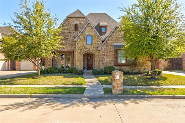 8012 Oak Knoll Drive, North Richland Hills, TX 76182 (MLS #14311150) :: All Cities USA Realty