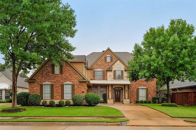 1618 Forest Bend Lane, Keller, TX 76248 (MLS #14311164) :: The Kimberly Davis Group
