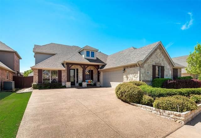 5409 Bentrose Drive, Mckinney, TX 75070 (MLS #14311165) :: Real Estate By Design