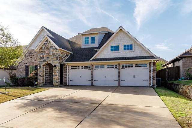 573 Magnolia Parkway, Benbrook, TX 76126 (MLS #14311179) :: Potts Realty Group
