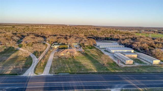 600 Highway 337 Highway, Mineral Wells, TX 76067 (MLS #14311183) :: The Kimberly Davis Group