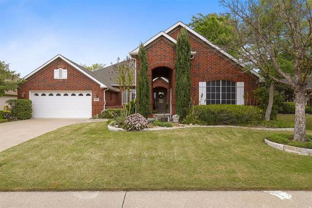 10208 Soriano Street, Denton, TX 76207 (MLS #14311187) :: The Kimberly Davis Group