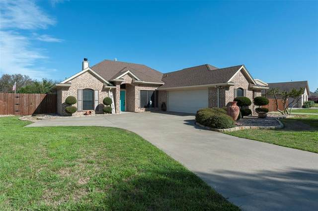119 Sunray Court, Weatherford, TX 76087 (MLS #14311190) :: Tenesha Lusk Realty Group