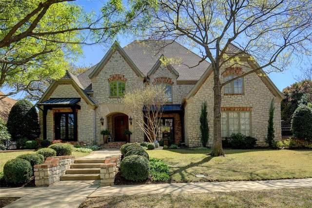 2405 Carlisle Avenue, Colleyville, TX 76034 (MLS #14311191) :: Baldree Home Team