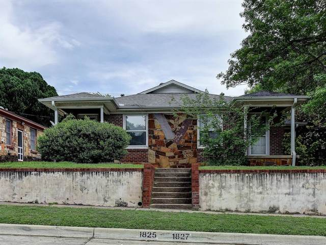 1827 Frederick Street, Fort Worth, TX 76107 (MLS #14311197) :: The Chad Smith Team
