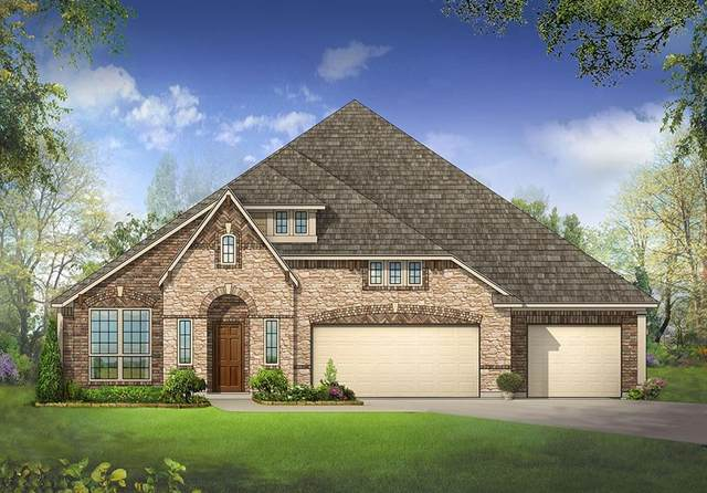 734 Oakleaf Drive, Midlothian, TX 76065 (MLS #14311228) :: All Cities USA Realty