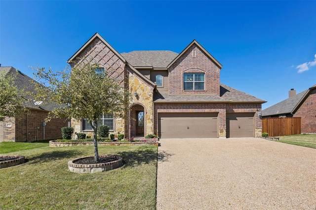 950 Sagebrush Drive, Prosper, TX 75078 (MLS #14311237) :: Frankie Arthur Real Estate