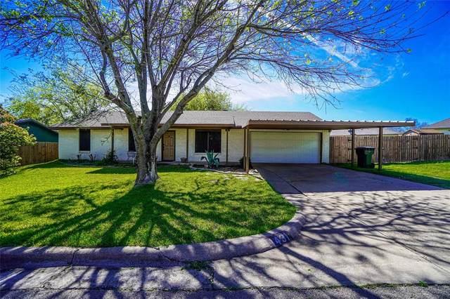 1431 W Torrey Street, Granbury, TX 76048 (MLS #14311242) :: The Kimberly Davis Group