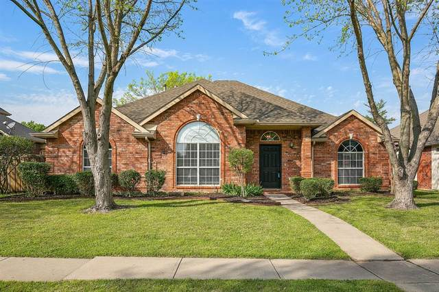 11012 Alexandria Drive, Frisco, TX 75035 (MLS #14311244) :: Post Oak Realty