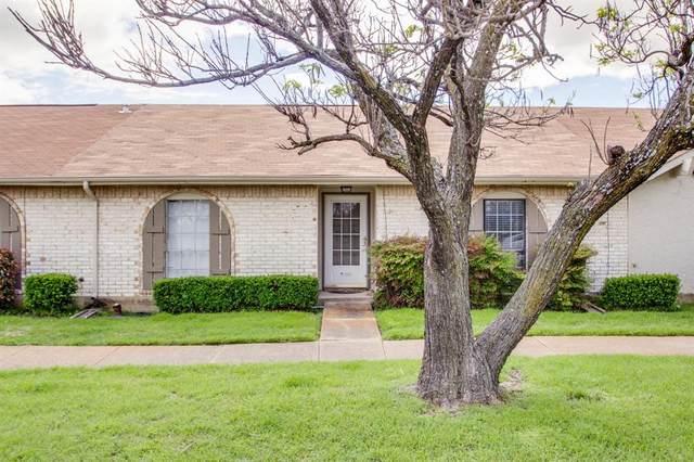 3 W Mountain Creek Drive #5, Grand Prairie, TX 75052 (MLS #14311258) :: Century 21 Judge Fite Company
