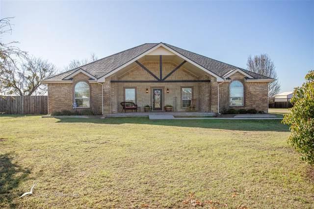 101 Orange Blossom Drive, Abilene, TX 79602 (MLS #14311259) :: The Tierny Jordan Network