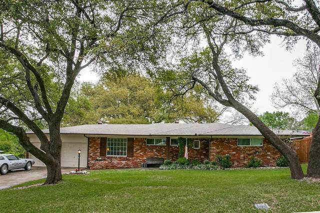 3805 Clayton Road W, Fort Worth, TX 76116 (MLS #14311284) :: The Mitchell Group