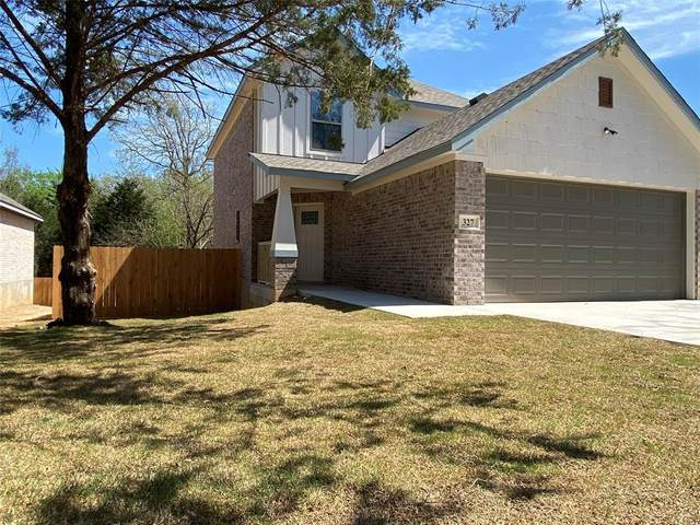 327 S Watson Street, Alvarado, TX 76009 (MLS #14311301) :: The Good Home Team