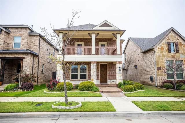 3916 Jasmine Fox Lane, Arlington, TX 76005 (MLS #14311309) :: HergGroup Dallas-Fort Worth