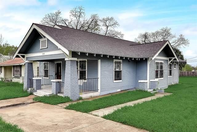 1245 E Louisiana Avenue, Dallas, TX 75216 (MLS #14311318) :: The Kimberly Davis Group