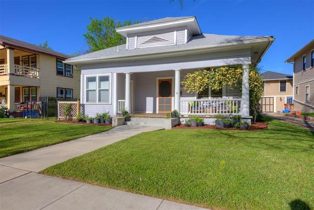 1956 Alston Avenue, Fort Worth, TX 76110 (MLS #14311320) :: All Cities USA Realty