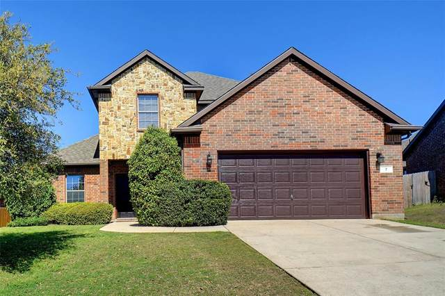7 Kramer Lane, Sanger, TX 76266 (MLS #14311328) :: The Mauelshagen Group