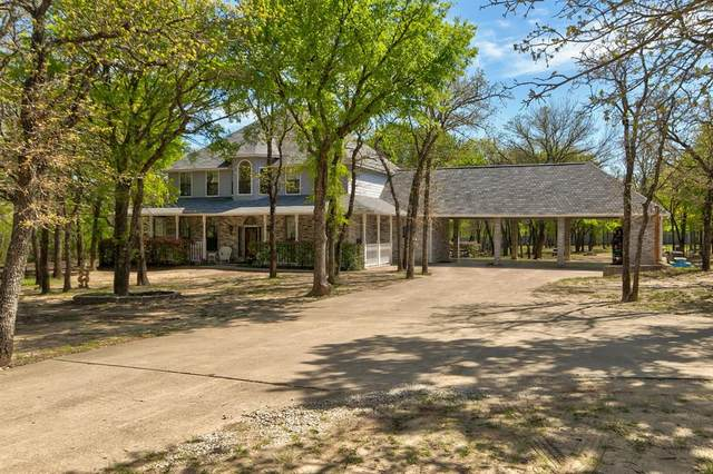 210 Younger Ranch, Azle, TX 76020 (MLS #14311330) :: All Cities USA Realty