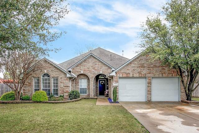 1502 Creekview Drive, Keller, TX 76248 (MLS #14311346) :: The Kimberly Davis Group