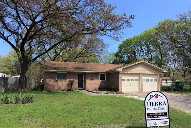 904 Dover Circle, Gainesville, TX 76240 (MLS #14311348) :: The Mauelshagen Group