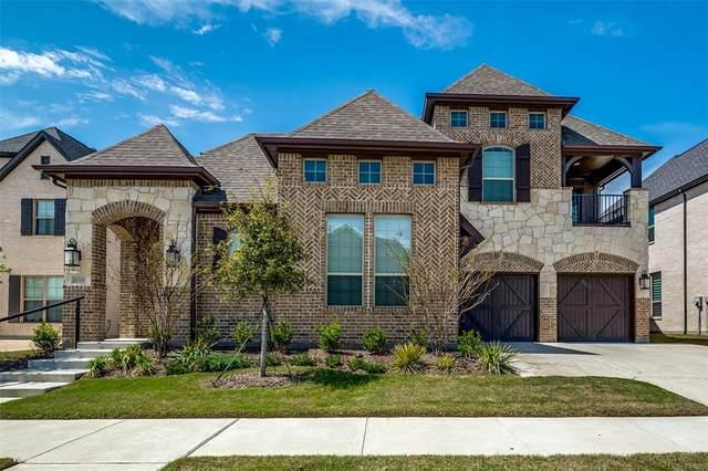 10351 Smarty Jones Street, Frisco, TX 75035 (MLS #14311369) :: The Kimberly Davis Group