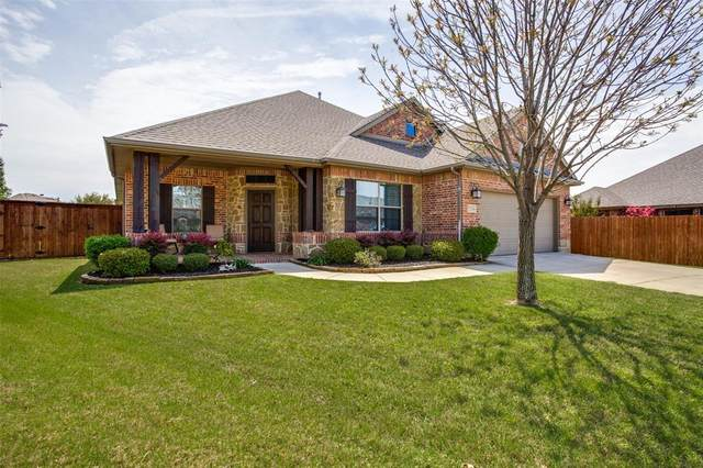 7204 Red Cedar Court, Denton, TX 76208 (MLS #14311417) :: Justin Bassett Realty