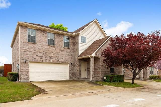 6406 Medici Place, Dallas, TX 75252 (MLS #14311422) :: The Good Home Team