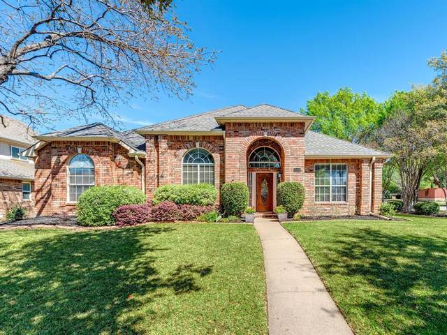 702 Beal Lane, Coppell, TX 75019 (MLS #14311427) :: Team Tiller