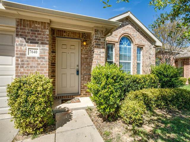 7640 Rainbow Creek Drive, Fort Worth, TX 76123 (MLS #14311434) :: All Cities USA Realty