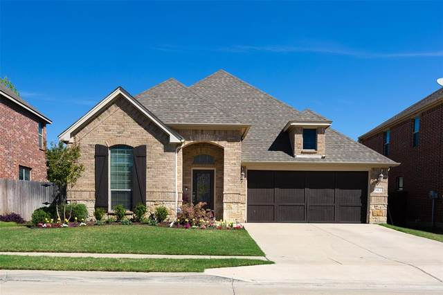 9433 Wood Duck Drive, Fort Worth, TX 76118 (MLS #14311447) :: The Kimberly Davis Group