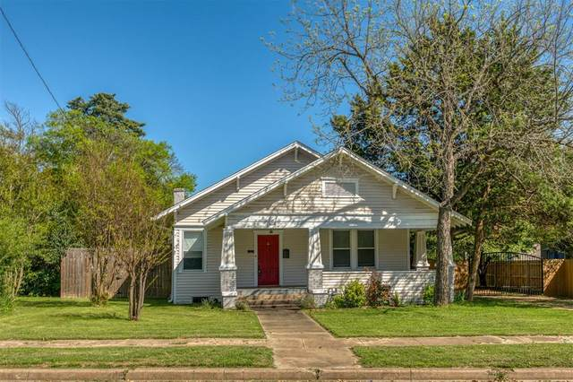 608 N Rogers Street, Waxahachie, TX 75165 (MLS #14311469) :: The Chad Smith Team