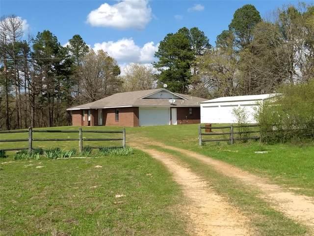 421153 E 1960 Road, Hugo, OK 75423 (MLS #14311474) :: The Kimberly Davis Group