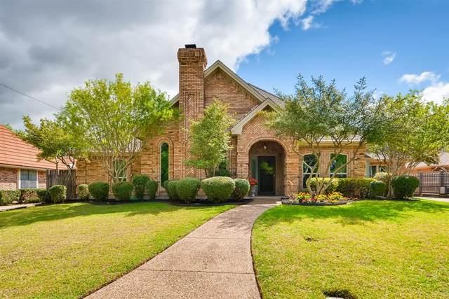 3120 Oakdale Drive, Hurst, TX 76054 (MLS #14311483) :: The Kimberly Davis Group