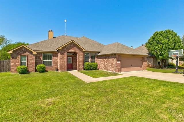 3119 Meandering Way, Granbury, TX 76049 (MLS #14311487) :: The Chad Smith Team