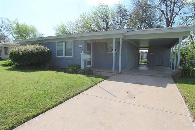 1712 Glynn Oaks Drive, Arlington, TX 76010 (MLS #14311489) :: The Welch Team
