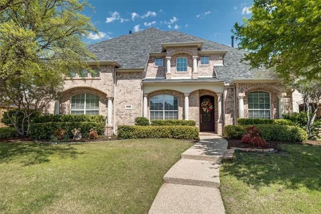 4506 Druid Hills Drive, Frisco, TX 75034 (MLS #14311490) :: HergGroup Dallas-Fort Worth