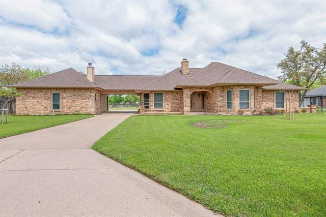 813 Shady Creek Drive, Kennedale, TX 76060 (MLS #14311503) :: The Kimberly Davis Group