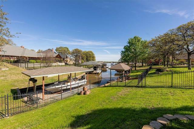 517 Clew Court, Azle, TX 76020 (MLS #14311519) :: All Cities USA Realty