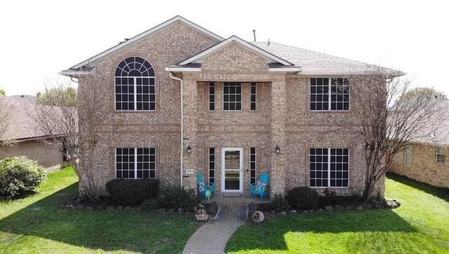 3413 Palmtree Drive, Mckinney, TX 75070 (MLS #14311526) :: Frankie Arthur Real Estate